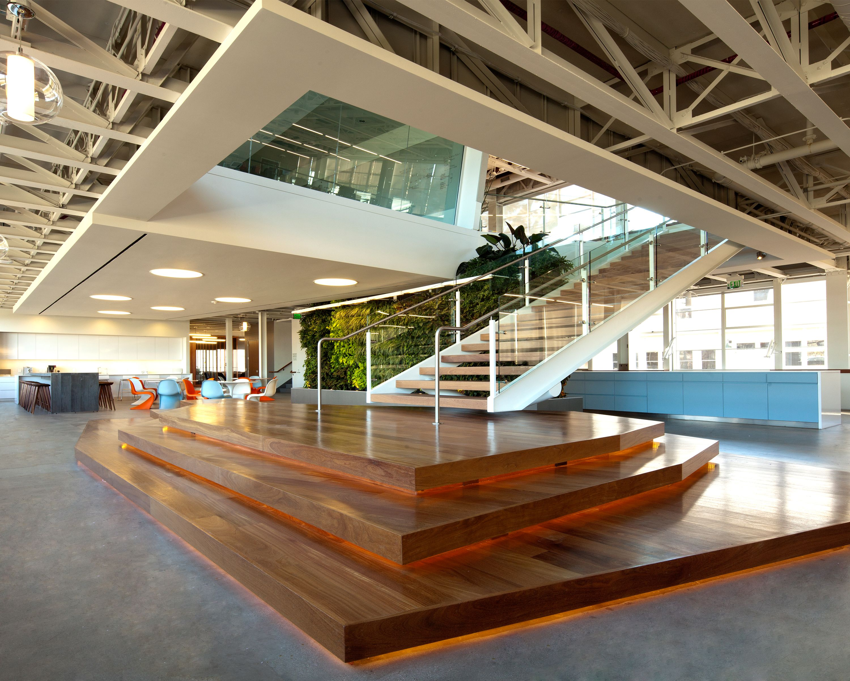 72 & Sunny Creative Office Space, (Playa Vista, CA), James