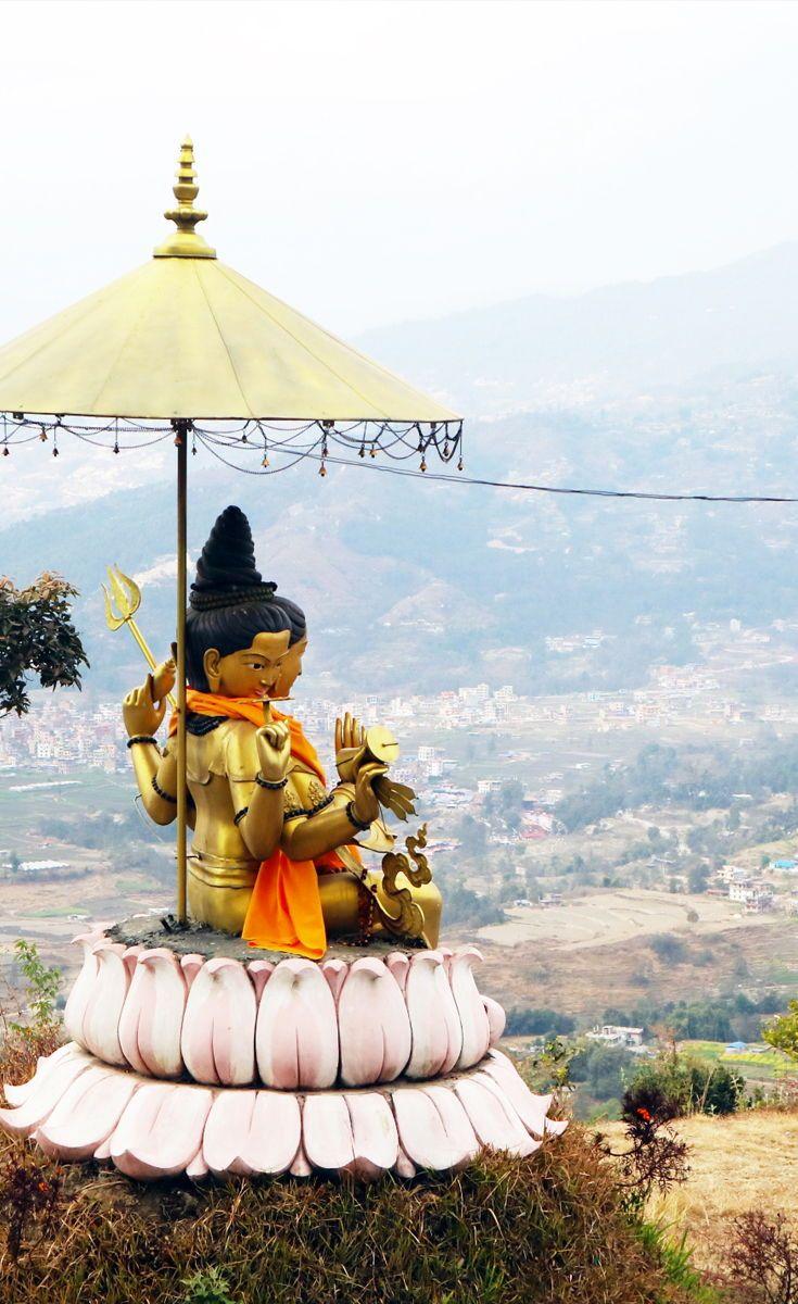 Hiking From Bhaktapur To Nagarkot In Kathmandu Valley Full