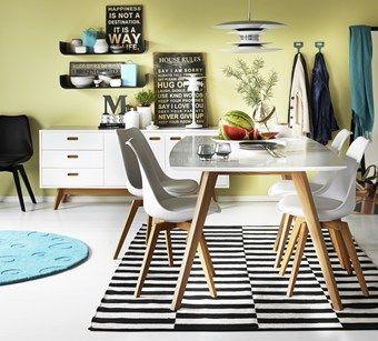 Matbord från Mio. Anton. 4995 kr | Matbord, Idéer för
