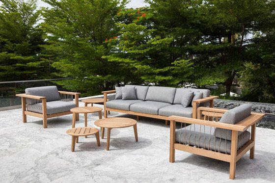 Garden armchairs   Garden lounge   Maro   Oasiq   Gijs Papavoine. Check it out on Architonic