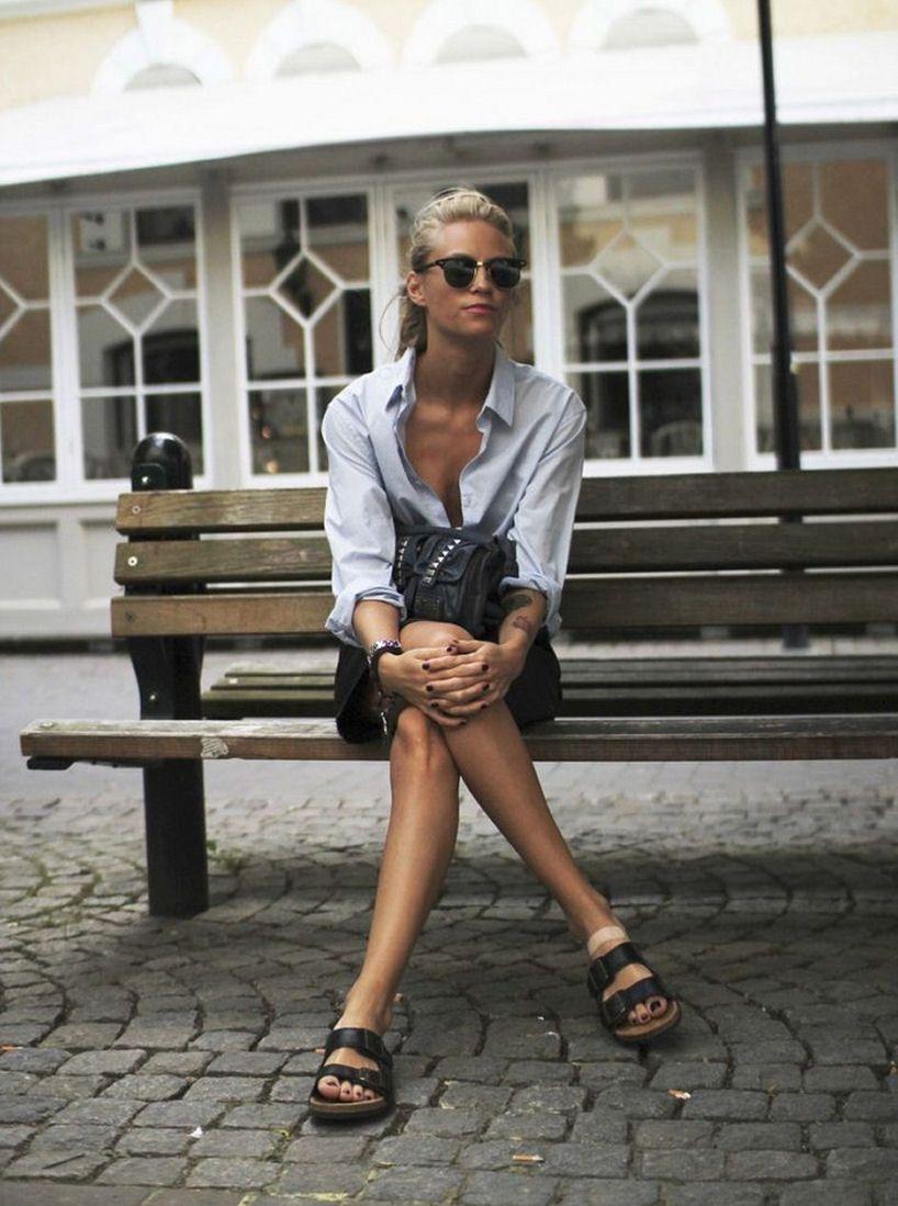 Trend | Birkenstock style, Fashion, Style