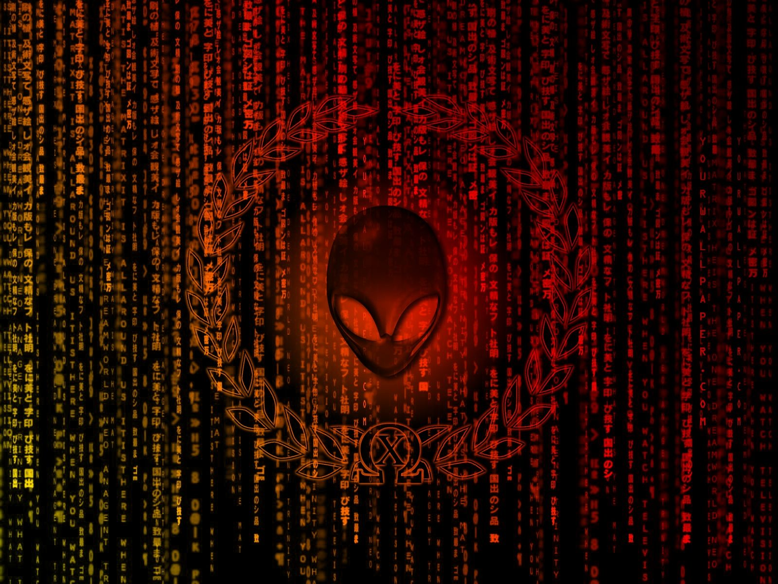 Hd Alienware Red Wallpaper Alienware Desktop Alienware Hd Wallpaper