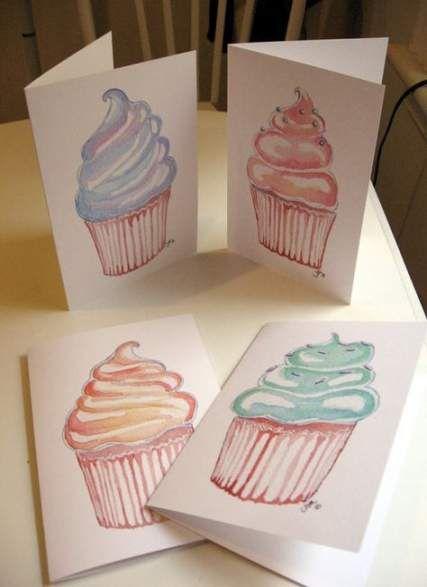 17+  Ideas For Cupcakes Desenho Aquarela 17+  Ideas For Cupcakes Desenho Aquarela