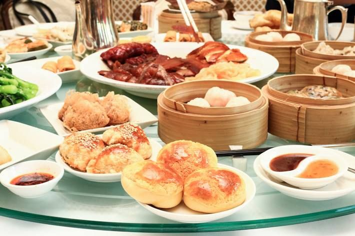 DO THE DIM SUM RITUAL  Because Hong Kong is otherwise affectionately known as Dim Sum Land. So what is a trip to Hong Kong without some bite-sized delicacies?