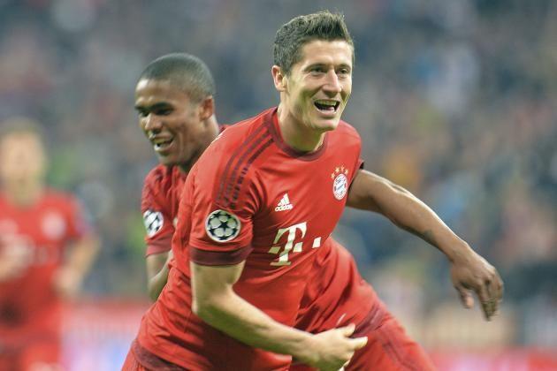 Bayern Munich Vs Borussia Dortmund Live Score From Der Klassiker Robert Lewandowski Lewandowski Soccer Stars