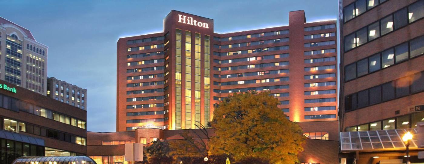 The Premier Downtown Albany Hotel Hilton Albany Hilton Albany