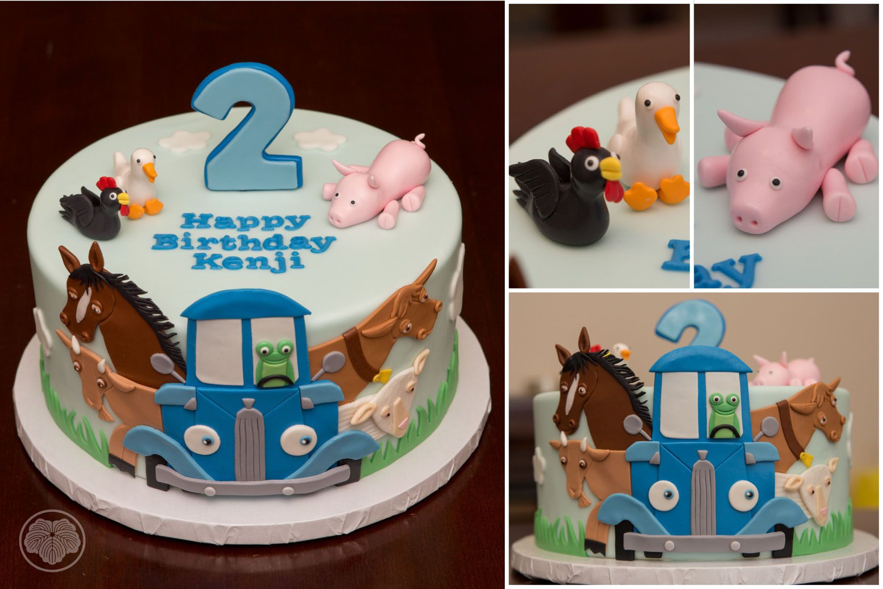 Pin By Alice Mize On Beau Bradley With Images Truck Birthday