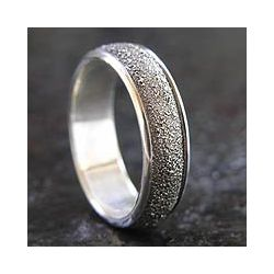 @Overstock - Men's ringSterling silver jewelryClick here for ring sizing guidehttp://www.overstock.com/Worldstock-Fair-Trade/Mens-Sterling-Silver-Raw-Ring-Indonesia/5544251/product.html?CID=214117 $30.49