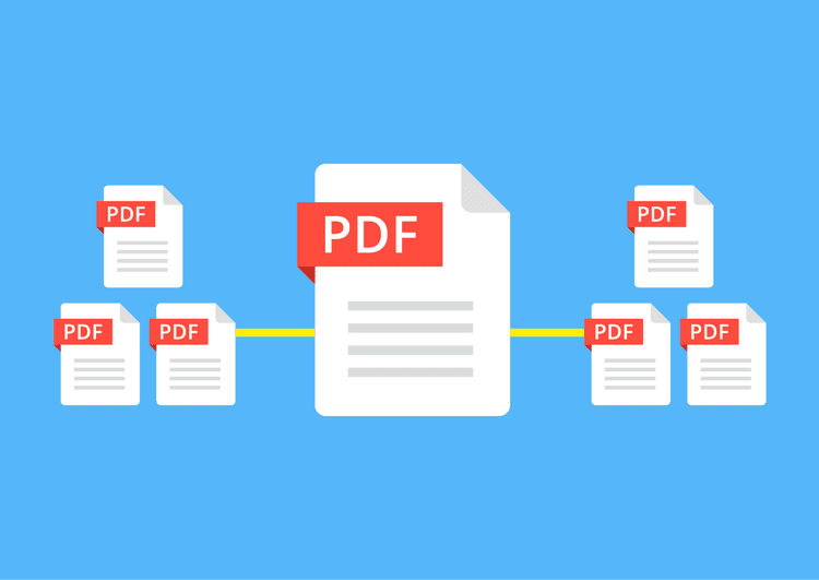 How To Combine Pdf Files Into One Document Check Email Computer Technology Paper Organization