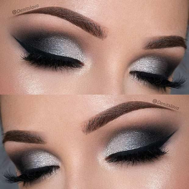 21 Insanely Beautiful Makeup Ideas for Prom #eyeshadowlooks