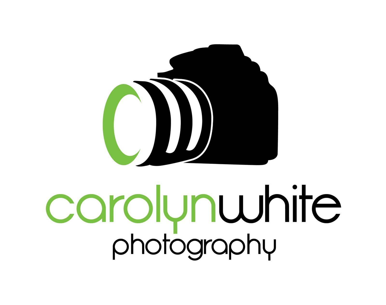 Carolyn White Photography Photography Logos Photographers Logo Design Photographer Logo