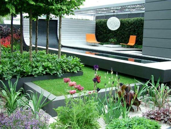 kreativ ausgestattete erholungsraum fr den garten gartengestaltung 60 fantastische garten ideen - Fantastisch Vorgarten Ideen