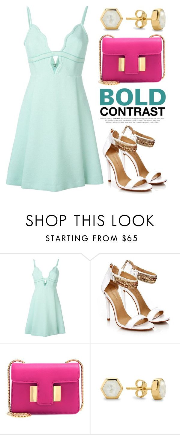 """""""To boldly go... 1352"""" by boxthoughts ❤ liked on Polyvore featuring Giambattista Valli, Tom Ford and Missoma"""
