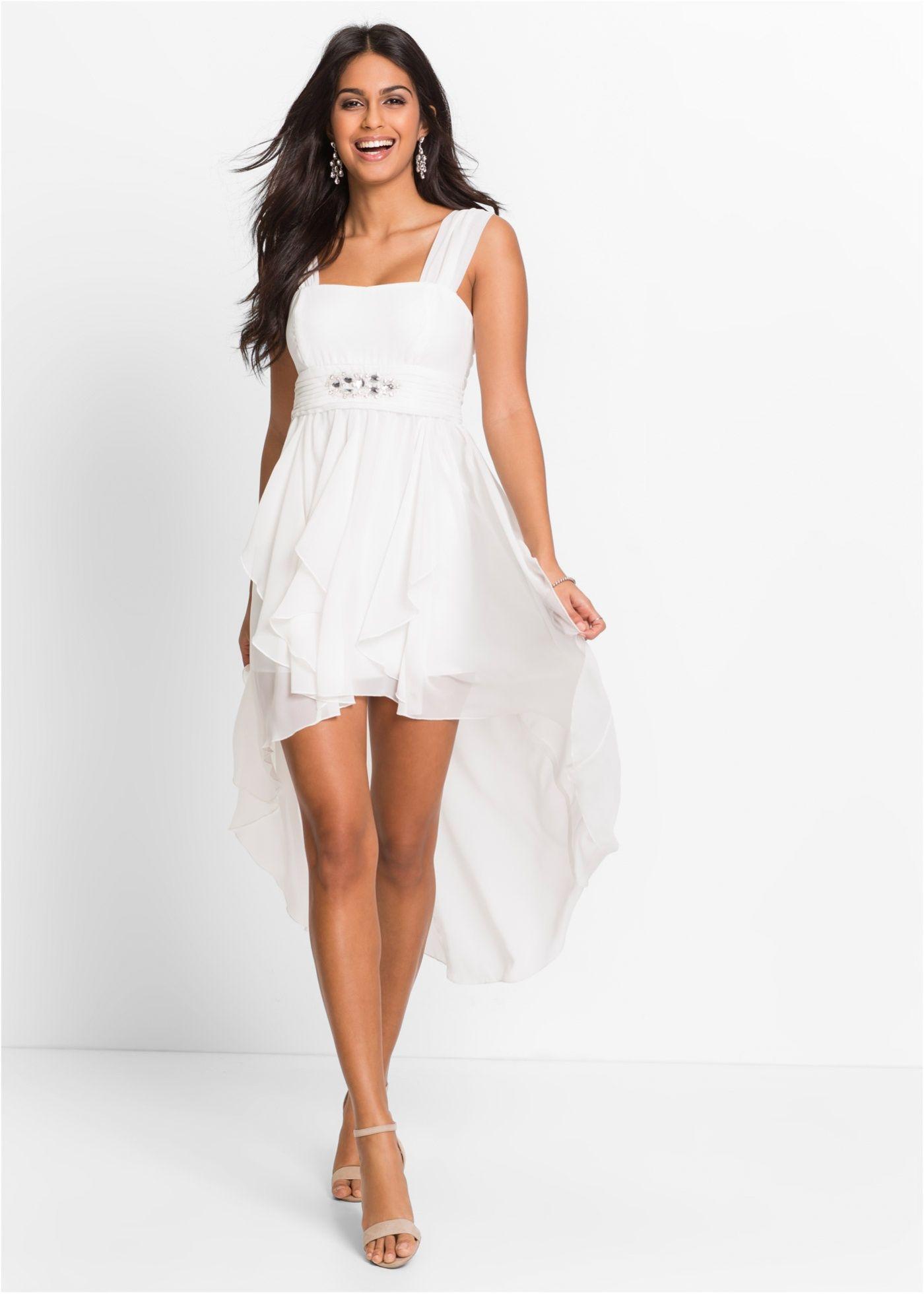 Kleid wollweiß - BODYFLIRT jetzt im Online Shop von bonprix.de ab