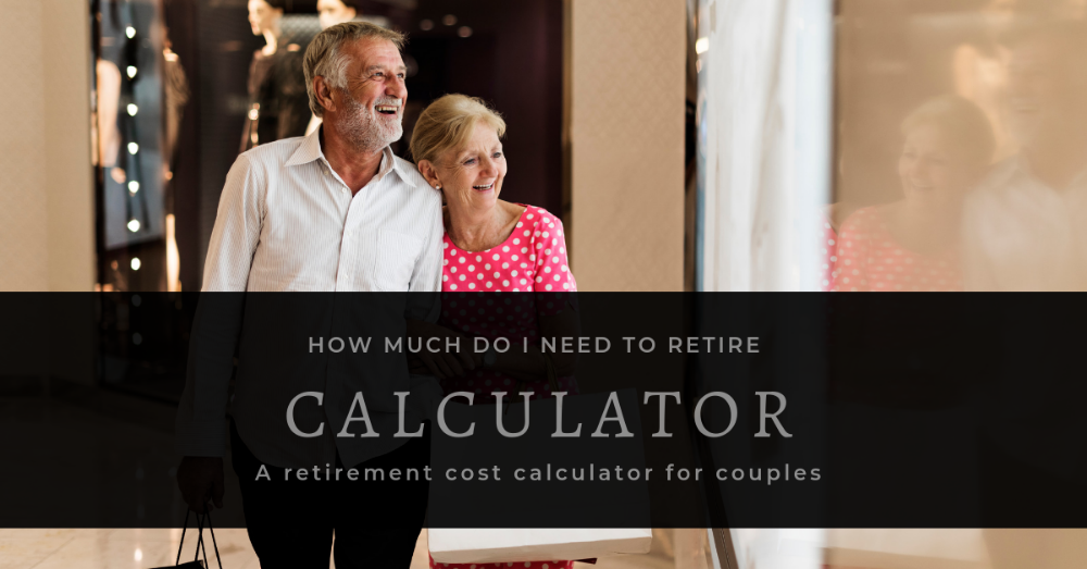 How much do I need to retire calculator Retirement