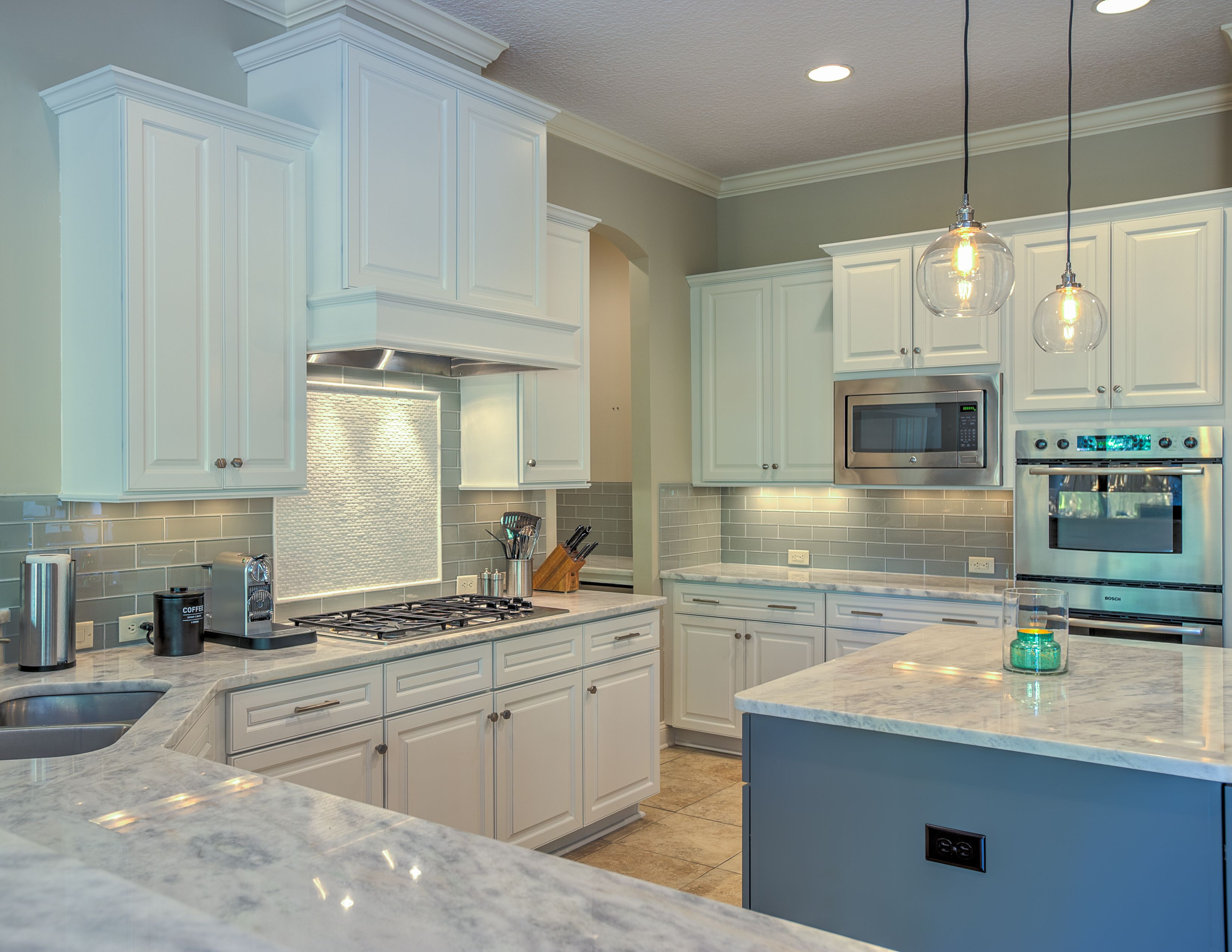 This Is One Of Our Favorite Kitchens We Ve Refinished Visit Nhance Com To Schedule A Free In Home Estimate Cabinet Refacing Kitchen Design Cabinet