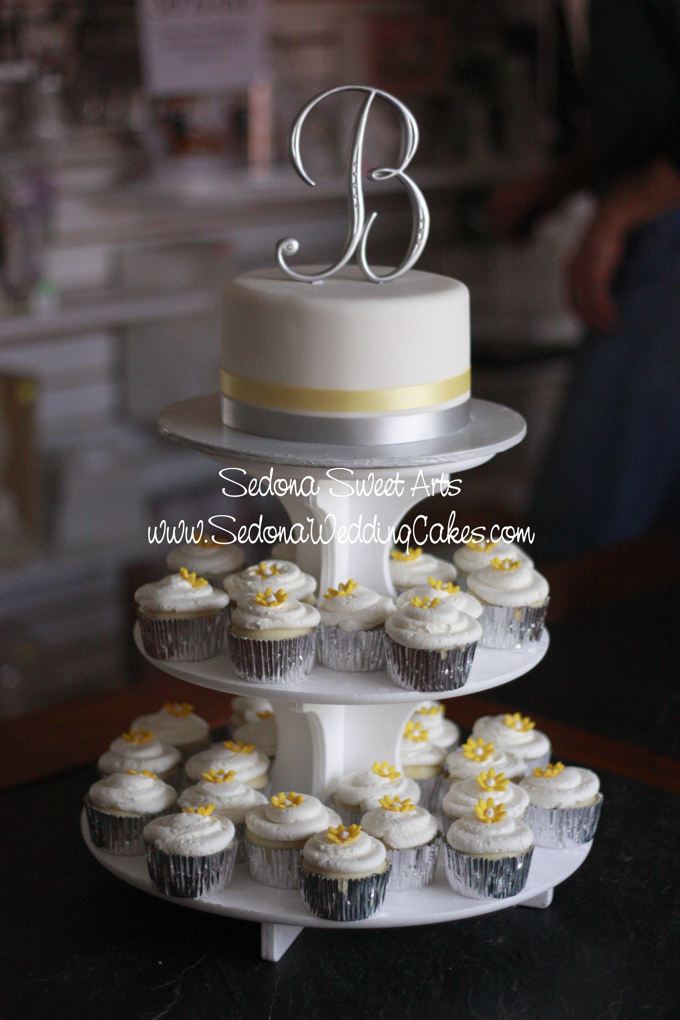 Cupcake Wedding Towers