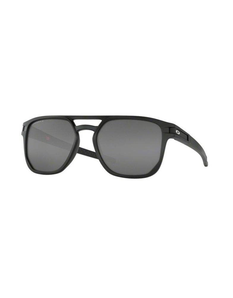 9132864e000 eBay  Sponsored Sunglasses OAKLEY LATCH BETA 9436-05 Matte Black Prizm  Polarized