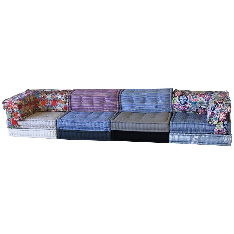 roche bobois mah jong modular sofa preis fold out beds group by my 1stdibs