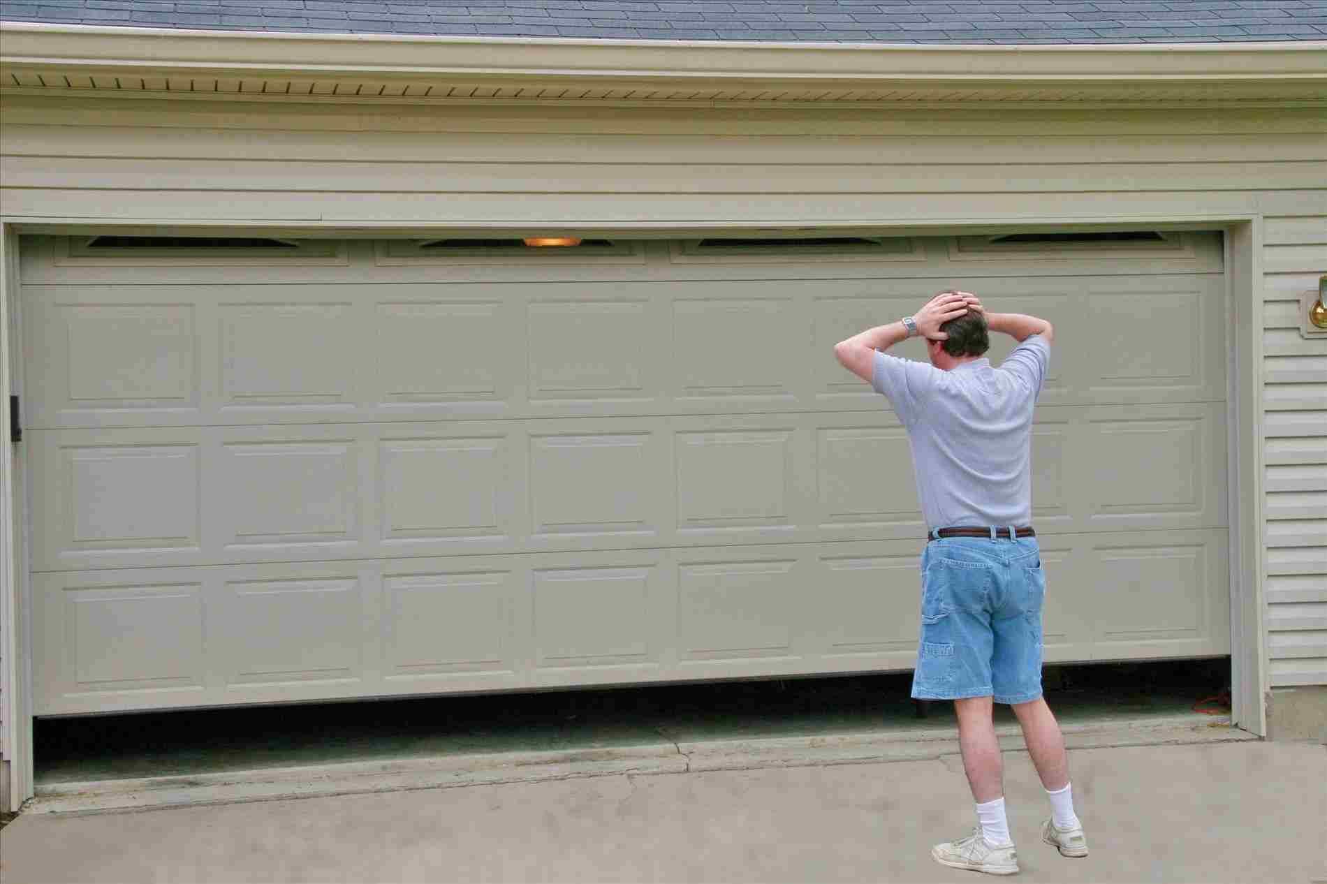 Garage Door Wont Open 42 Unexpected Ways