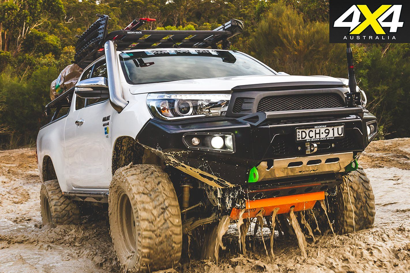 Toyota Tacoma Evolution >> N80-Toyota-Hilux-SR5-offroad.jpg | md auto | Pinterest | Toyota, Toyota surf and 4x4 accessories