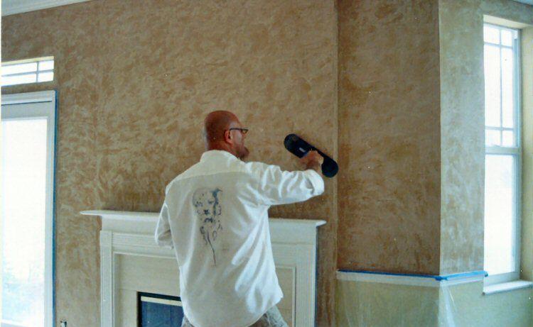 Amazing Interior Painting Techniques Ideas Part - 5: Interior Paint Ideas   Interior Paint Techniques Like A Pro : Interior  Paint Techniques