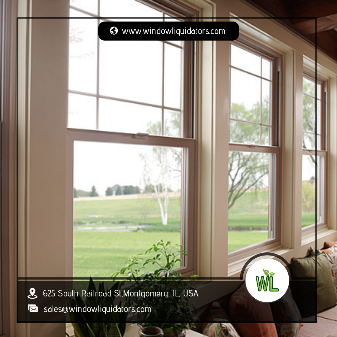 Did you ordered the vinyl replacement windows online are you aware what is included in its warrenty if not read more about it and make things clear