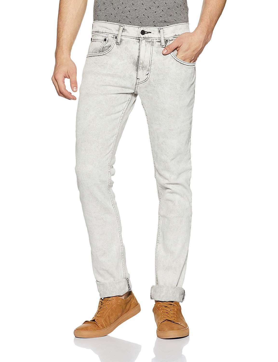 e0774791be797 Levi's Men's (65504) Skinny Fit Jeans: Amazon.in: Clothing ...