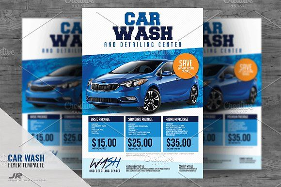 1606 best Flyer \ Brochure Designs - PSD \ AI images on Pinterest - car sale flyer