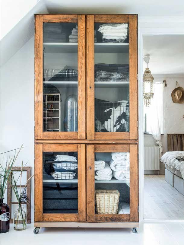 Intérieur bois en Suède | Bathroom ideas | Home decor, Home decor ...