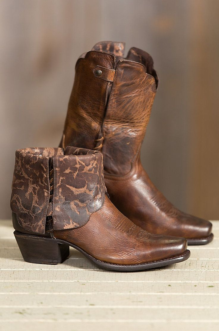 Short Cowboy Boots For Women