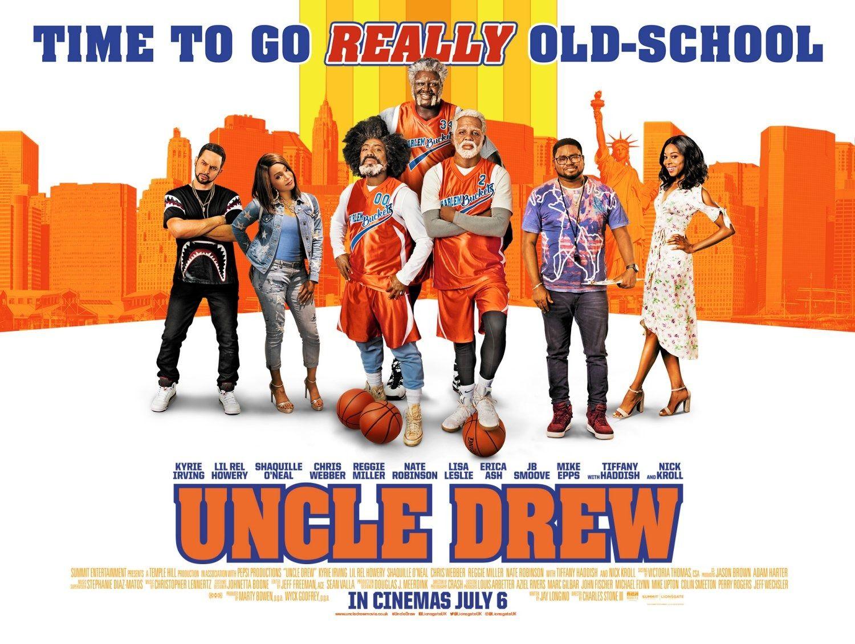 Uncle Drew New Film Poster Https Teaser Trailer Com Movie Uncle Drew Uncledrew Uncledrewmovie New Trailers Funny Movies New Movie Posters