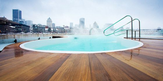 Bota Bota Architecture And Spa - Bota bota floating spa in montreal by sid lee architecture