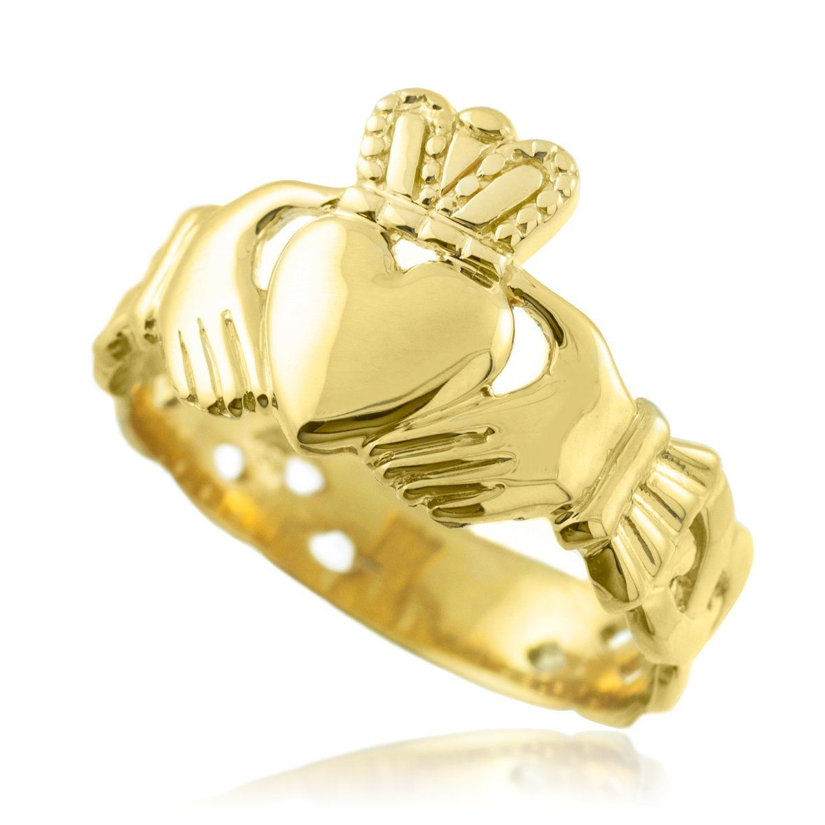 Pin by jean on off to the future pinterest claddagh and bald