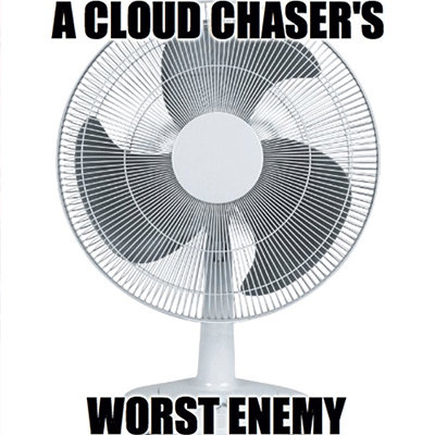 Destroyer of clouds!