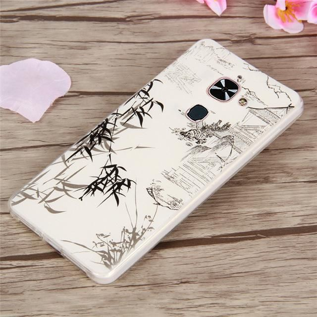 "For Leeco Le 2 Case X527 3D Landscape Soft TPU Cover For Letv Le S3 X626 X622 / Le 2 Le2 Pro 5.5"" X620 Silicone Phone Cases X520"