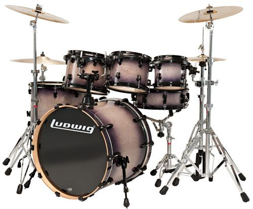 Where can you purchase inexpensive drum sets?