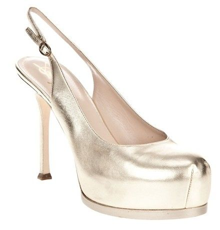 Yves Saint Laurent Tribtoo Shoe  638508c08e1
