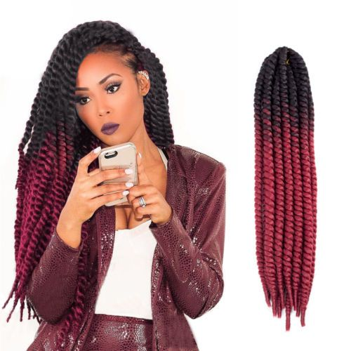 32++ Red and black crochet twist trends