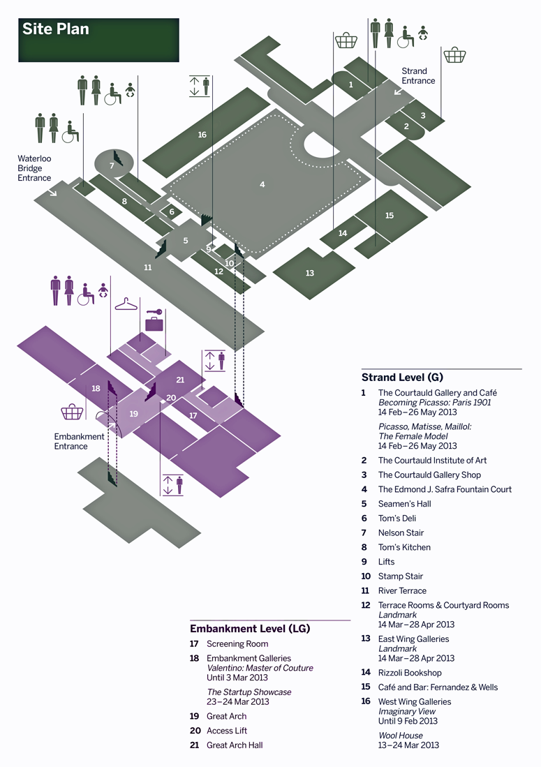 Somerset House Map Somerset House Floor Plan | Infographics | House floor plans