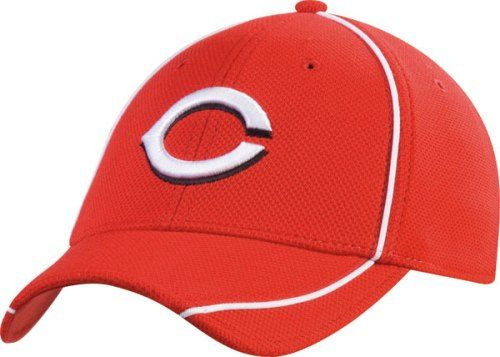 90fbf27a048495 Cincinnati Reds New Era MLB Authentic On Field Batting Practice Home  39THIRTY Hat
