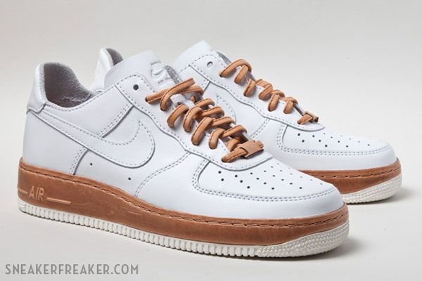 online retailer 57fa5 4e30f New images of three new pairs of Nike Air Force 1 Bespoke ...