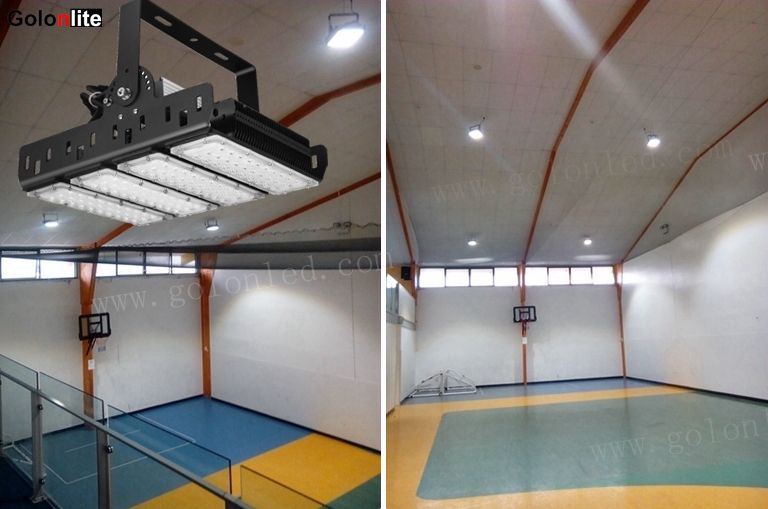 Led Flood Light For Basketball Court Indoor Outdoor Ip65 Waterproof 150w 200w 100w Ledbasketballcourtligh Flood Lights Led Flood Lights Led Lighting Solutions
