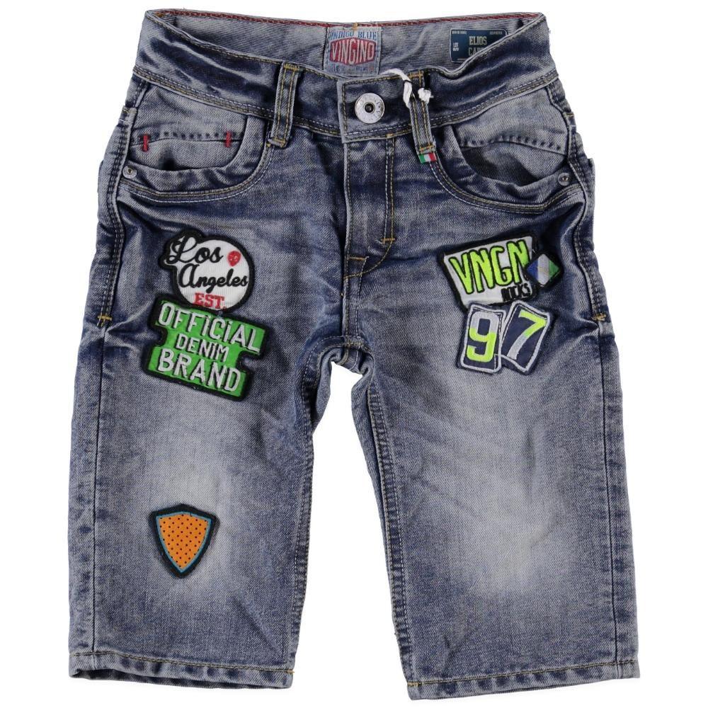 Vingino Jeansshort Boy S16f Elios 200 Kinderkleding Babykleding Jongenskleding