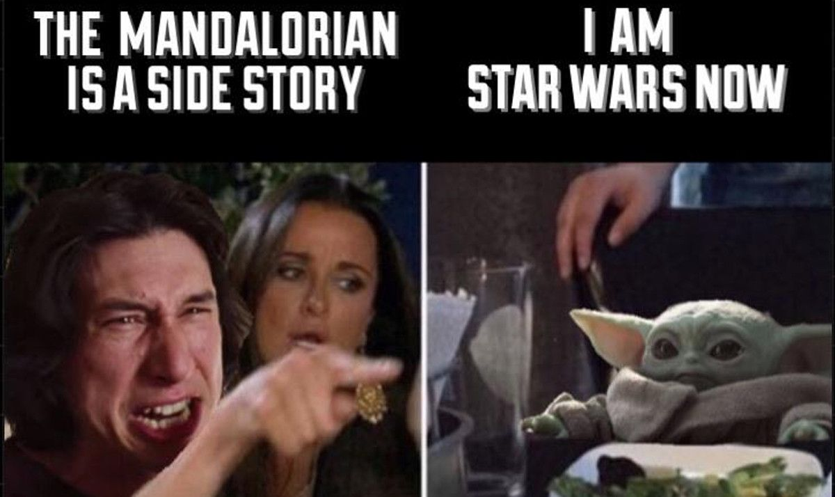 Dank Pictures Of Memes in 2020 Funny star wars memes