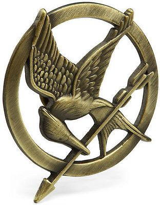 Collana Ghiandaia Imitatrice Mocking Bird Hunger Games