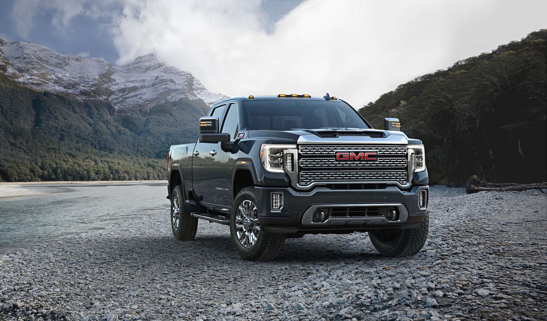 2020 Gmc Sierra Hd Hauls In Lower Starting Price Than Previous