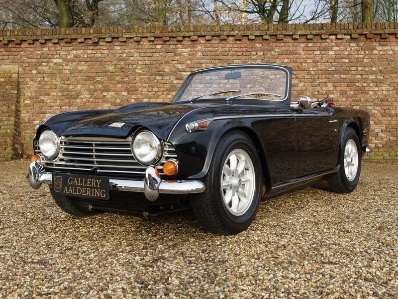 1968 triumph tr250 wheels cars antique cars classic. Black Bedroom Furniture Sets. Home Design Ideas