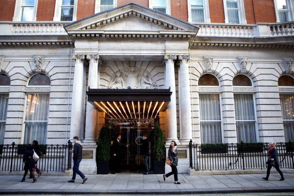 A Marriott for the Hip Crowd Buy house london, Sell my