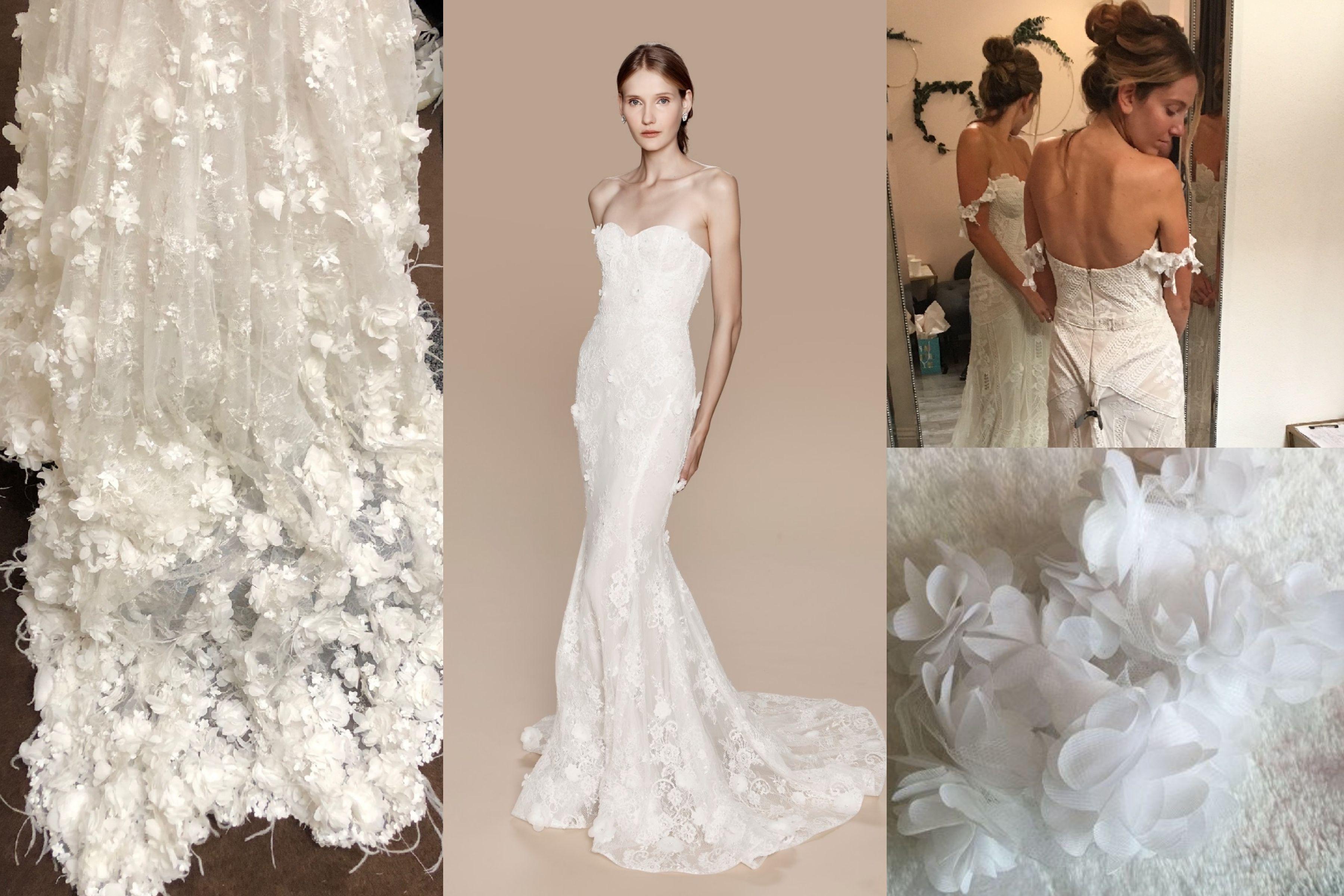 Anomalie custom wedding dress inspiration photos   Custom wedding ...
